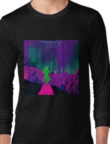 new dinosaur jr give a glimpse of what yer not album covers tour 2016 boncu Long Sleeve T-Shirt