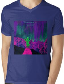 new dinosaur jr give a glimpse of what yer not album covers tour 2016 boncu Mens V-Neck T-Shirt