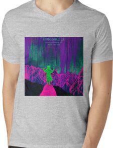 new dinosaur jr give a glimpse of what yer not album covers tour 2016 boncu Mens V-Neck T-Shirt