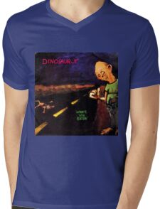 dinosaur jr where you been artwork boncu Mens V-Neck T-Shirt