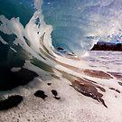 Crashing Barrel by Vince Gaeta