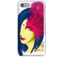 Fabulous Lashes iPhone Case/Skin
