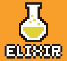 Potion - Elixir by pai-thagoras