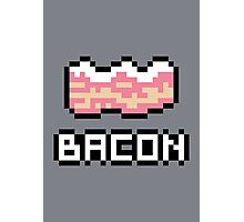8-Bit Bacon Photographic Print