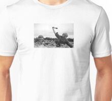 German WWII Soldier Unisex T-Shirt
