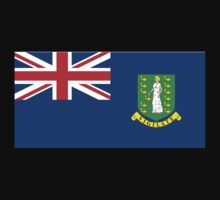 British Virgin Islands One Piece - Long Sleeve