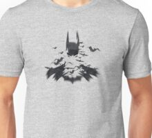 Superhero Art Work Bat Unisex T-Shirt