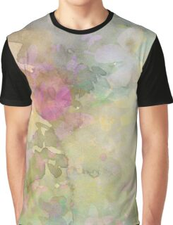 Watercolor Butterfly Graphic T-Shirt