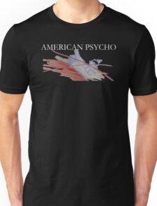 American Psycho - Patrick Bateman's chainsaw death doodle Unisex T-Shirt