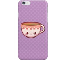 Kawaii Teacup iPhone Case/Skin