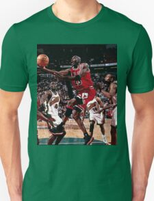 1996 retro basketball Unisex T-Shirt