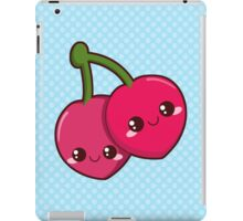 Kawaii Cherries iPad Case/Skin