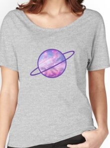 Planetarium Women's Relaxed Fit T-Shirt