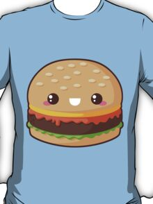 Kawaii Cheeseburger T-Shirt