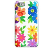 FANTASY FOWERS iPhone Case/Skin
