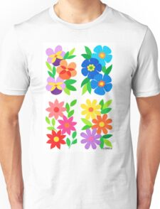 FANTASY FOWERS Unisex T-Shirt