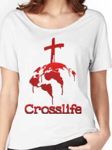 Crosslife Women's Relaxed Fit T-Shirt