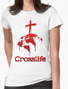 Crosslife Womens Fitted T-Shirt