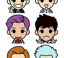 CUTE O2L 6/6 CARTOON  by pottorff