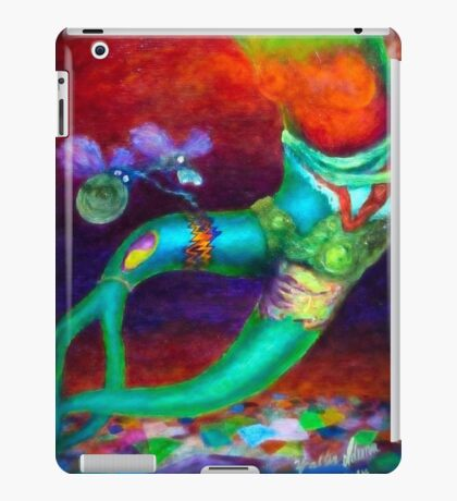 Alien Tattoo iPad Case/Skin