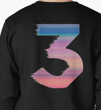 Chance The Rapper - 3 Coloring Book Pullover