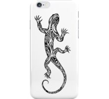 Tribal Lizard iPhone Case/Skin
