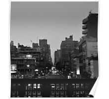 A High Line Avenue Poster