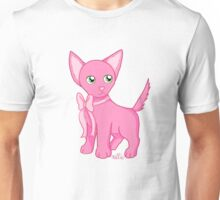 Sparkle the Pink Chihuahua Unisex T-Shirt