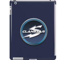 Clanstar Gaming Badge iPad Case/Skin