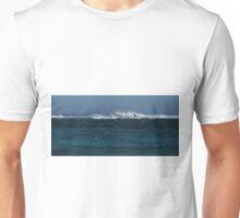 Wild waves, Ningaloo, WA Unisex T-Shirt