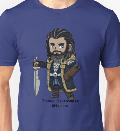 Majestic Thorin Oakenshield Unisex T-Shirt