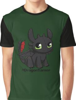 Dragon Tamer Graphic T-Shirt