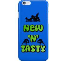 New 'n' tasty iPhone Case/Skin