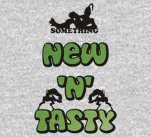 New 'n' tasty by Ednathum