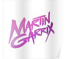 MARTIN GARRIX PURPLE Poster