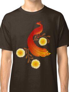 Folk Art Firebird Classic T-Shirt