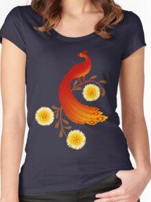 Folklore Firebird Women's Fitted Scoop T-Shirt