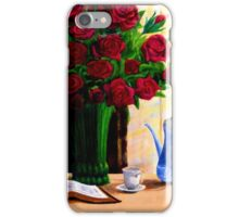 Bread and Roses iPhone Case/Skin