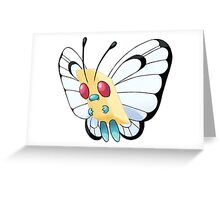 (Butter)free Greeting Card
