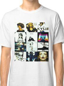 Kylie Albums Classic T-Shirt