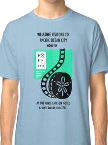 Pacific Ocean Film Festival  Classic T-Shirt