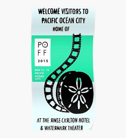 Pacific Ocean Film Festival  Poster