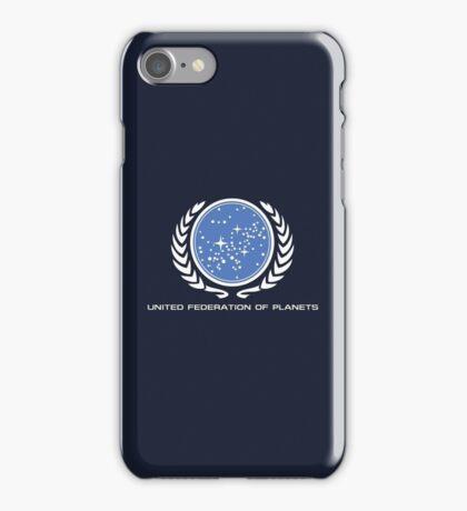 Star Trek - United Federation of planets iPhone Case/Skin