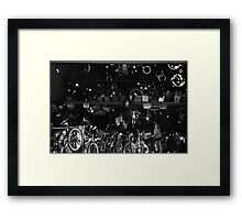 West Village cycles Framed Print