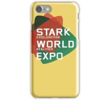 Stark World Expo iPhone Case/Skin