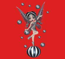 Enchanting Fae .. the black bubble fairy One Piece - Long Sleeve