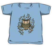 Mr Toot .. The Wise Owl Kids Tee
