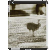 City Hare seeking Refuge iPad Case/Skin