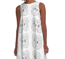 Butterfly Effect A-Line Dress