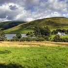 Tibbie Shiels Inn and St Mary's Loch by VoluntaryRanger